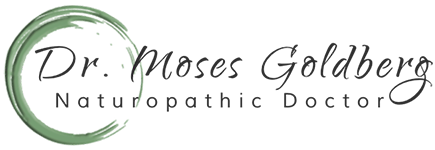 Dr. Moses Goldberg Logo